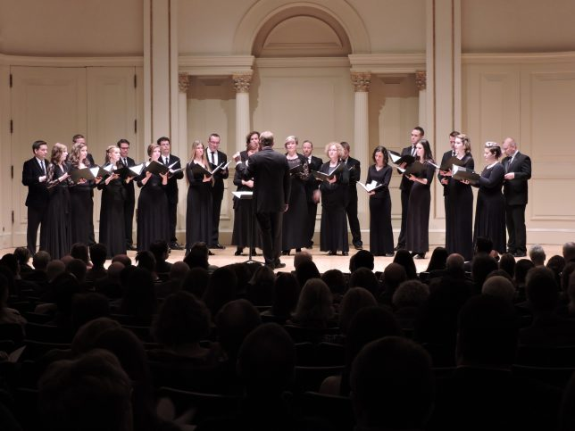 EFS at Carnegie Hall March 2015 colour